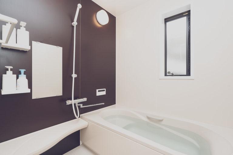 貸別荘・コテージの浴室